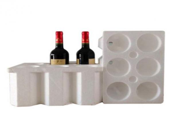 6瓶红酒泡沫箱